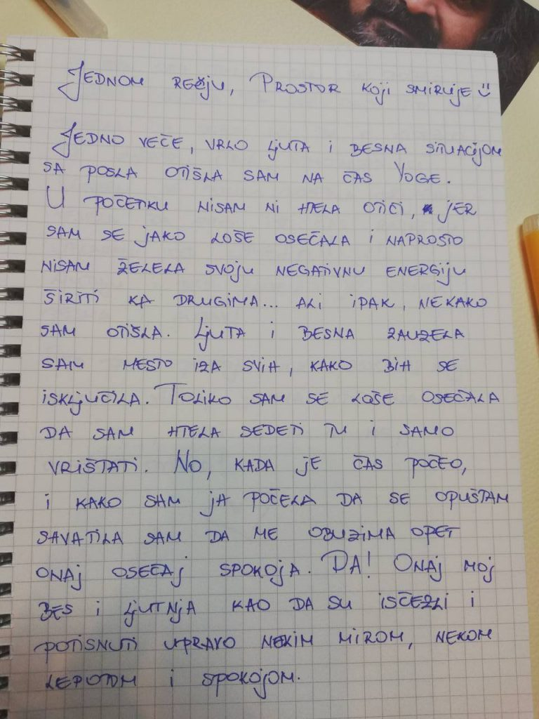Ivana Popović za Branka
